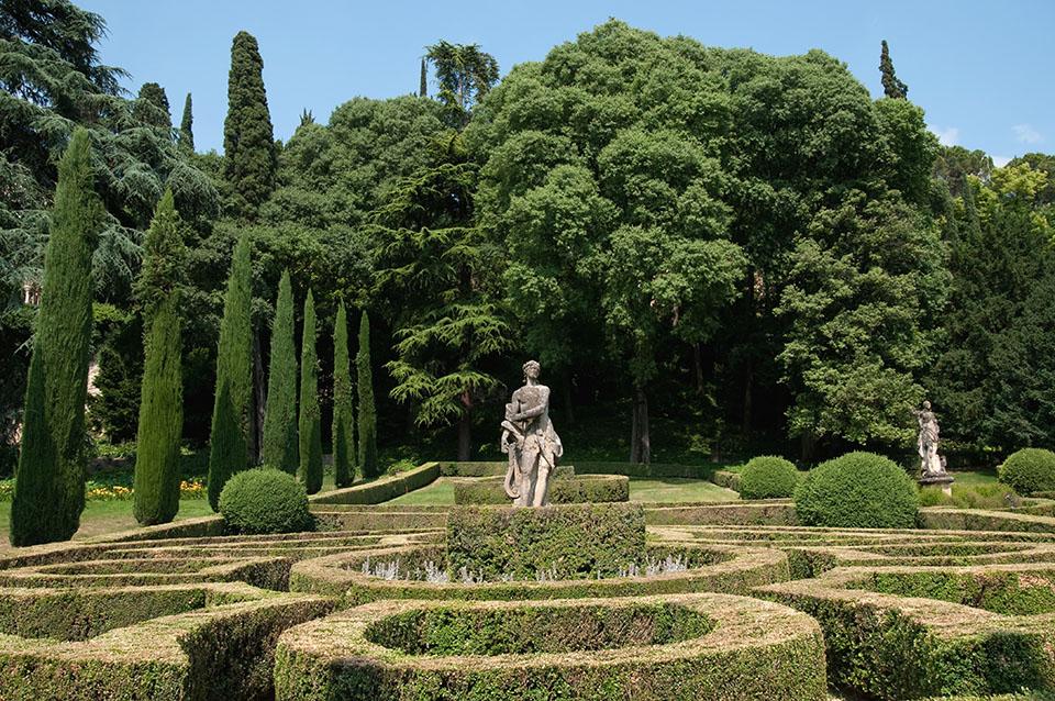 Giardini Giusti :: Verona