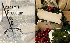 Academia produtor de queijo