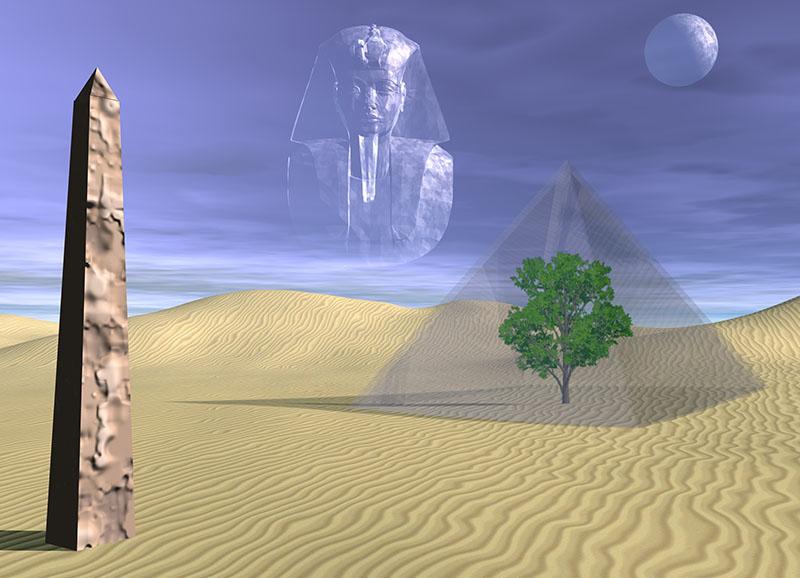Tales of the desert