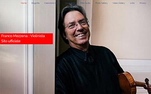 Franco Mezzena Violinista